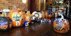 pumpkin painting - Google Search