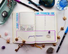 How to Start a Bullet Journal in the Middle of a Month (& Deal with Other Anxieties) |