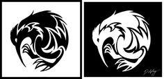 Kiwi Tribal by DolphyDolphiana on DeviantArt Tribal Tattoos, Cool Tattoos, Bird Tattoos, Kiwi Bird, Maori Art, Coffee Staining, Bird Drawings, Aboriginal Art, Design Inspiration