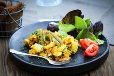 Veganes Bauernfrühstück bayerischer Art