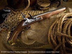 1730 British Dragoon Flintlock Pistol