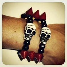Double Bracelet HELLYCIOUS - www.facebook.com/hellenahellycious