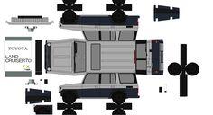 TOYOTA Land Cruiser 70 Porsche, Audi, Bmw, Toyota Land Cruiser, Rolls Royce, Aston Martin, Bugatti, Subaru, Cadillac