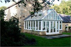 Conservatory by David Salisbury
