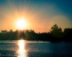 (Almost) Wordless Wednesday - Dogwood Photography Challenge - Kremer Landing - Gulfport, MS - Mississippi Gulf Coast - Pierced Wonderings - http://www.piercedwonderings.com