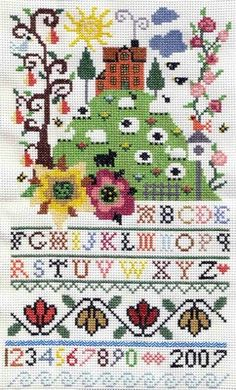 Free Patterns | by Designer | Barbara Ana | Page 2 of 5 | Cyberstitchers Cross-Stitch Picture Gallery