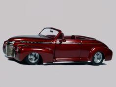 1941,Chevy custom