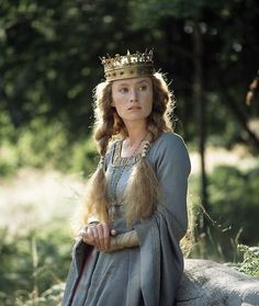 Victoria Smurfit as Lady Rowena in Ivanhoe (1997)