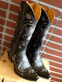 Old gringo Cowgirls Boots