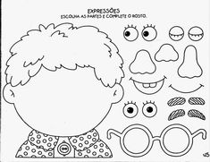 Print Arts Activities 1 to 5 year classes Beautiful happy Bilingual Classroom, Bilingual Education, Kids Education, Classroom Activities, Preschool Activities, Coloring Books, Coloring Pages, Art For Kids, Crafts For Kids