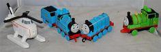4 Mega Blocks Thomas The Train Engine Characters