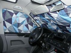 Magnetische Thermomatten im VW T5