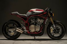 Buell Cafe Racer, Suzuki Cafe Racer, Cafe Racer Motorcycle, Modern Cafe Racer, Custom Cafe Racer, Cafe Racer Build, Cafe Racer Magazine, Gsxr 750, Hot Rods