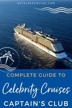 Complete Guide to Celebrity Cruises Captain's Club -In this Complete Guide to Celebrity Cruises Captain's Club, we provide all the updated details on each level in this loyalty program for Celebrity Cruises. Celebrity Cruise Ships, Celebrity Cruises, Cruise Checklist, Cruise Tips, Free Bingo Cards, Persian Garden, Royal Caribbean International, Cruise Reviews, Photo Packages
