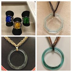 A variety of necklaces and rings   Instagram Photo Feed on the Web - Gramfeed | splurgesboutique (Splurges Boutique)
