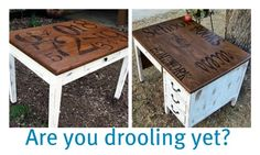 decorating with numerals- featured blogger from Sisters of the Wild West