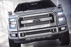 Ford Atlas Concept = 2014 F-150?4
