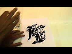 Tutorial: How to Create Custom Typography - YouTube