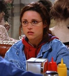 53 Times Elaine Benes Was The Biggest Hot Mess On Television Julia Louis Dreyfus, Seinfeld Elaine, Jerry Seinfeld, Elaine Benes, Ex Bf, The English Patient, Raquel Welch, How Do I Get, Significant Other