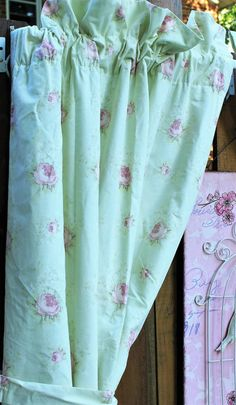 Izumi Lime Green//Ivory revisable Faux Silk Curtain//Craft//Upholstery Fabric