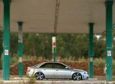 Audi A4 B5 whit Bentley Wheels 19´