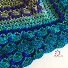 Crochet inspiration and design from Sweden