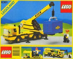 Lego Legoland 6361