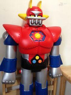 I like fixing Jumbo Machinder | Robot-Japan