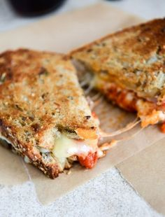 """This grilled cheese sandwich that's like, """"I know, baby. It's gonna be OK.""""   21…"""