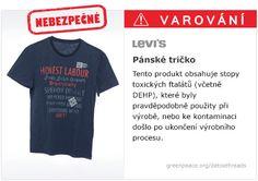 Levi's tričko   #Detox #Fashion
