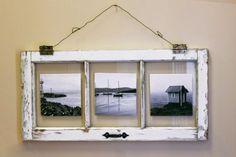 DIY Furniture Plans & Tutorials : O estilo vintage dessas janelas antigas darão todo o charme as suas fotografias