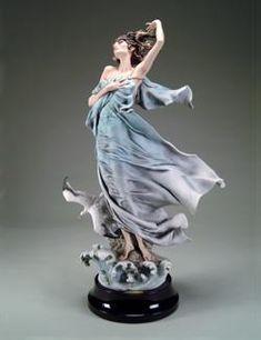 Armani Figurines Florence Collection   Armani Figurines, Armani Collectibles, Giuseppe Armani Figurine ...