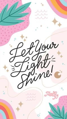 Phone Screen Wallpaper, Galaxy Wallpaper, Iphone Wallpaper, Wallpaper Quotes, Wallpaper Backgrounds, Let Your Light Shine, Photo Wall Collage, Pretty Wallpapers, Designer Wallpaper