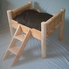 turn your old playpen into a dog bed | thing's for alanni