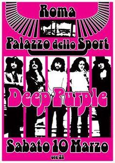 de 91 beste bildene for deep purple posters på pinterest concert