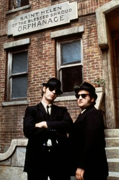 The Blues Brothers We're on a Mission from God (technically a movie... but so funny)