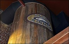 Angry Minnow is an environmentally-friendly brew pub