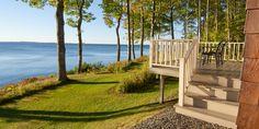 Top Rated Unique lodging in Camden Maine, Oceanfront Inn in Camden, Maine - Maine Luxury Cabin Rental