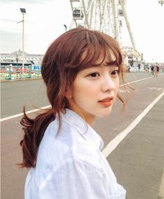 ˗ˏˋ ♡ @ e t h e r e a l _ ˎˊ˗ Ulzzang Fashion, Ulzzang Girl, Korean Fashion, Korean Ulzzang, Hong Young Gi, Park Seul, Korean Beauty, Asian Beauty, Park Hyung Seok