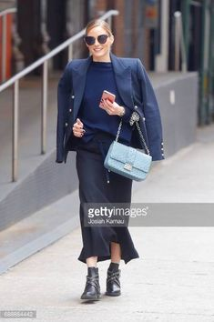 Olivia Palermo seen in Tribeca on May 26 2017 in New York New York