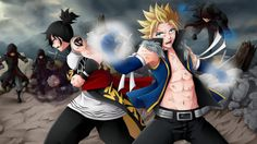Group of fairy tail sting and rogue wallpaper Fairytail, Jellal And Erza, Jerza, Fairy Tail Sting, Lyon, Fairy Tail Dragon Slayer, Manga Anime, Anime Art, Fairy Tail Characters