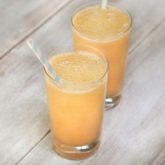 Pineapple Mangosteen Juice Recipe - Food and Recipes - Mother Earth Living