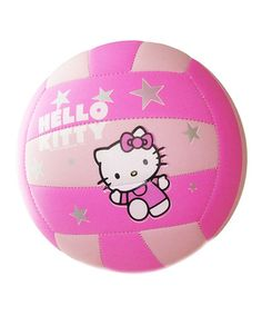 Look what I found on #zulily! Hello Kitty Volleyball by Hello Kitty #zulilyfinds