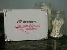 totally need to make these for gifts tags!