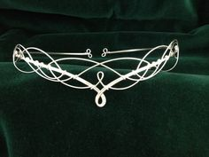 A personal favourite from my Etsy shop https://www.etsy.com/uk/listing/295182551/silver-elven-celtic-fantasy-medieval