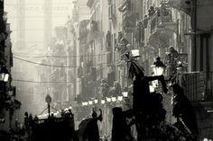 Trapani - I Misteri al centro storico