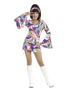 HIGH SOCIETY LONG STYLISH SUPERSTAR BALL 10-14 ladies womens fancy dress costume