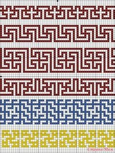 Tapestry Crochet Patterns, Mosaic Patterns, Loom Patterns, Beading Patterns, Embroidery Patterns, Filet Crochet, Crochet Chart, Crochet Stitches, Blackwork Embroidery