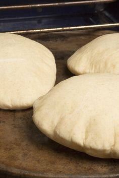 NYT Cooking: Is it worth making pita at home? Absolutely. Store-bought pita (like store-bought sandwich bread) is often several days old. Warm, fragrant home-baked pita is obviously superior, and there's a bit of a thrill when the breads puff up in the oven. And once you get the hang of it, it's not difficult. For the best flavor, try to get freshly milled whole-wheat flour. Even%2...