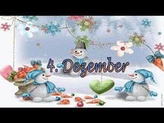 Adventkalender 4.Dezember⛄Liebe Grüße von mir - YouTube